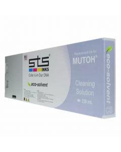 Mutoh Eco-Solvent Compatible Cleaning Cartridge