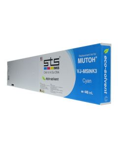 Mutoh Eco-Solvent Compatible Ink Cartridge