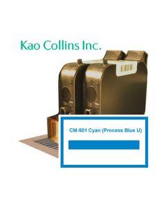 Collins CM-501 Cyan